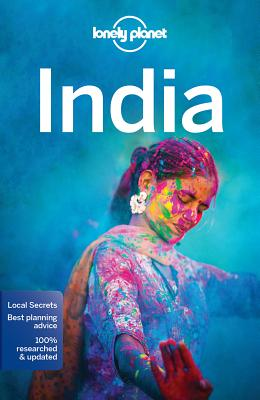 Lonely Planet India - Lonely Planet, and Blasi, Abigail, and Benanav, Michael