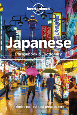 Lonely Planet Japanese Phrasebook & Dictionary - Lonely Planet