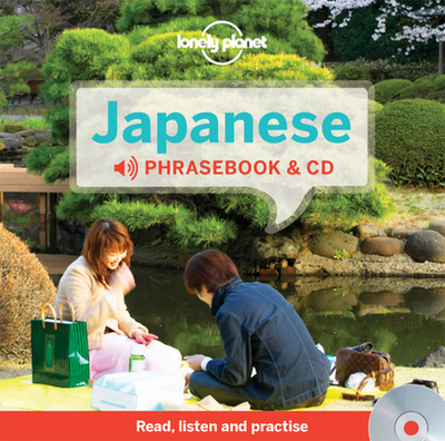 Lonely Planet Japanese Phrasebook - Lonely Planet