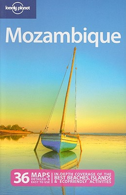 Lonely Planet Mozambique - Fitzpatrick, Mary