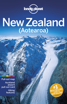 Lonely Planet New Zealand - Lonely Planet, and Atkinson, Brett, and Bain, Andrew