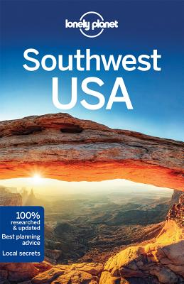 Lonely Planet Southwest USA - Lonely Planet, and Balfour, Amy C., and McCarthy, Carolyn