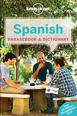 Lonely Planet Spanish Phrasebook & Dictionary - Lonely Planet