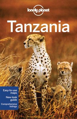 Lonely Planet Tanzania - Lonely Planet, and Fitzpatrick, Mary, and Butler, Stuart