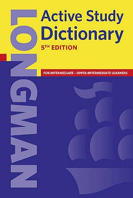 Longman Active Study Dictionary Paper -