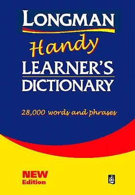 Longman Handy Learner's Dictionary NE Paper -