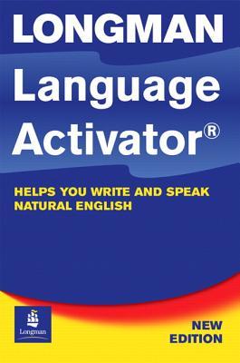 Longman Language Activator Paperback New Edition - Pearson Education