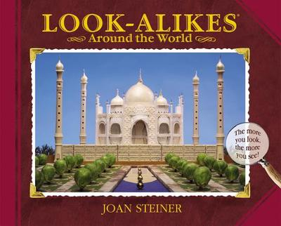 Look-Alikes Around the World: An Album of Amazing Postcards - Steiner, Joan