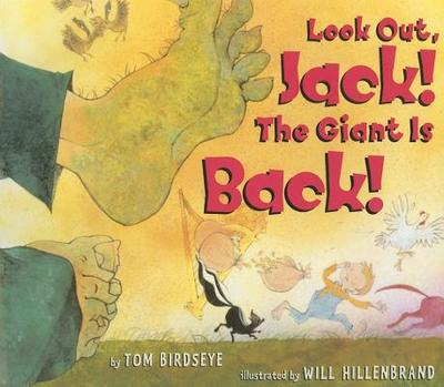 Look Out Jack! the Giant Is Back! - Birdseye, Tom
