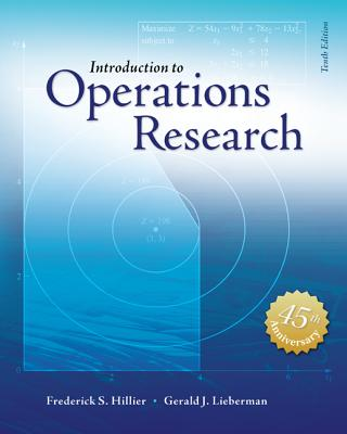 Loose Leaf for Introduction to Operations Research with Access Card to Premium Content - Hillier, Frederick S