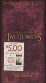 Lord of the Rings: The Two Towers [3 Discs] [Blu-ray]