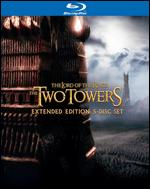 Lord of the Rings: The Two Towers [Extended Cut] [Blu-ray] - Peter Jackson