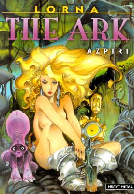 Lorna: The Ark - Azpiri, Alfonso
