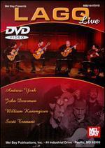 Los Angeles Guitar Quartet: LAGQ Live!