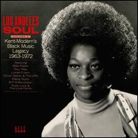 Los Angeles Soul, Vol. 2: Kent-Modern's Black Tracks 1963-1971 - Various Artists