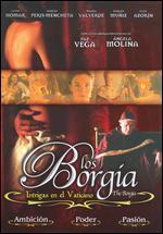Los Borgia - Antonio Hernandez