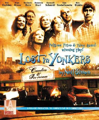 Lost in Yonkers - Simon, Neil, and Bain, Barbara (Read by), and Carides, Gia (Read by)