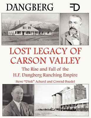 Lost Legacy of Carson Valley - Buedel, Conrad