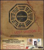 Lost: Season 5 - Dharma Initiative Orientation Kit [Limited Edition] [5 Discs]