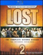 Lost: The Complete Second Season - The Extended Experience [7 Discs] [Blu-ray]