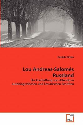 Lou Andreas-Salom S Russland - Simon, Cordula