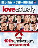 Love Actually [10th Anniversary Edition] [Includes Digital Copy] [UltraViolet] [Blu-ray/DVD] - Richard Curtis
