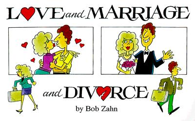 Love and Marriage and Divorce - Carle, Cliff (Editor)