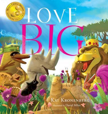 Love Big - Kronenberg, Kat