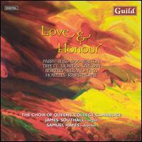 Love & Honour - Alastair Tolley (vocals); Alastair Tolley; Anna Simpson; Anna Simpson (vocals); Anna Smith (organ); Elizabeth Curtis;...