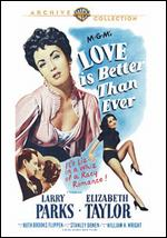 Love Is Better Than Ever - Stanley Donen