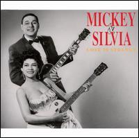 Love Is Strange [Bear Family] - Mickey & Sylvia