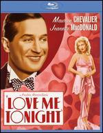 Love Me Tonight [Blu-ray]