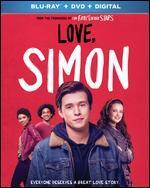 Love, Simon [Blu-ray/DVD]
