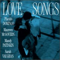 Love Songs [Sony 1992] - Various Artists