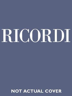 Lucia Di Lammermoor: Vocal Score - Donizetti, Gaetano (Composer)
