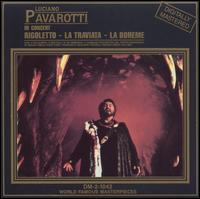 Luciano Pavarotti in Concert - Bianca Bortoluzzi (vocals); Corinna Vozza (vocals); D. Nabakov (vocals); Fernando Jacopucci (vocals);...