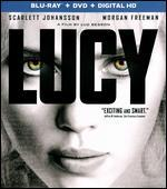Lucy [2 Discs] [Includes Digital Copy] [Blu-ray/DVD]