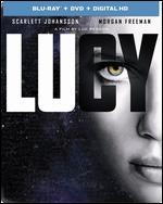 Lucy [Includes Digital Copy] [Blu-ray/DVD]