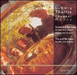 Ludwig Thuille: Chamber Music - Douglas Paterson (viola); Julian Milford (piano); London Conchord Ensemble; Maya Koch (violin)