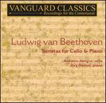 Ludwig van Beethoven: Sonatas for Cello & Piano Nos. 1-5