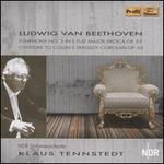 Ludwig van Beethoven: Symphony No. 3 in E flat major Eroica, Op. 55; Overture to Collin's Tragedy Coriolan, Op. 62