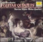 Luigi Boccherini: 3 Guitar Quintets