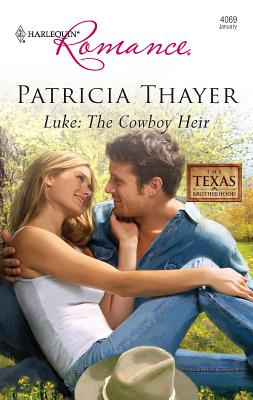 Luke: The Cowboy Heir - Thayer, Patricia