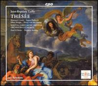 Lully: Th�s�e - Aaron Engebreth (baritone); Aaron Sheehan (tenor); Amanda Forsythe (soprano); Ellen Hargis (soprano);...