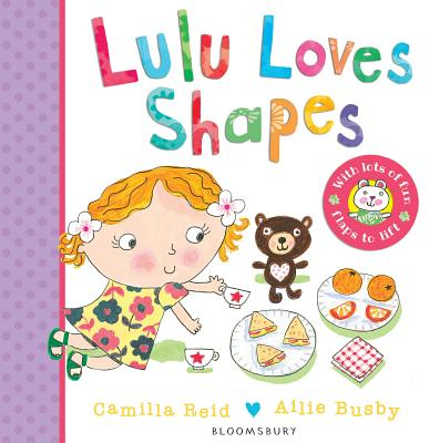 Lulu Loves Shapes - Reid, Camilla, and Busby, Ailie (Illustrator)