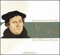 Luther: Most Famous Hymns - Anne-Marie Seager (mezzo-soprano); Bläser-Collegium Leipzig; Christine Schornsheim (cembalo); Christoph Krummacher (organ);...