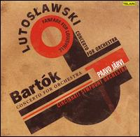 Lutoslawski, Bartók: Concertos for Orchestra - Cincinnati Symphony Orchestra; Paavo Järvi (conductor)