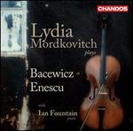 Lydia Mordkovitch Plays Bacewicz & Enescu