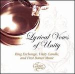 Lyrual Vows Of Unity: Ring Exchange, Unity Candle, And First Dance Music