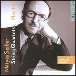 Mátyás Seiber: String Quartets Nos. 1-3